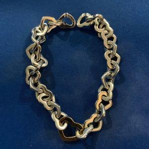 🛍 HOST PICK - RARE Authentic Tiffany & Co Heart Bracelet